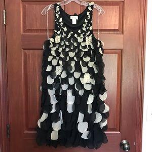 fun. slip dress! size large.